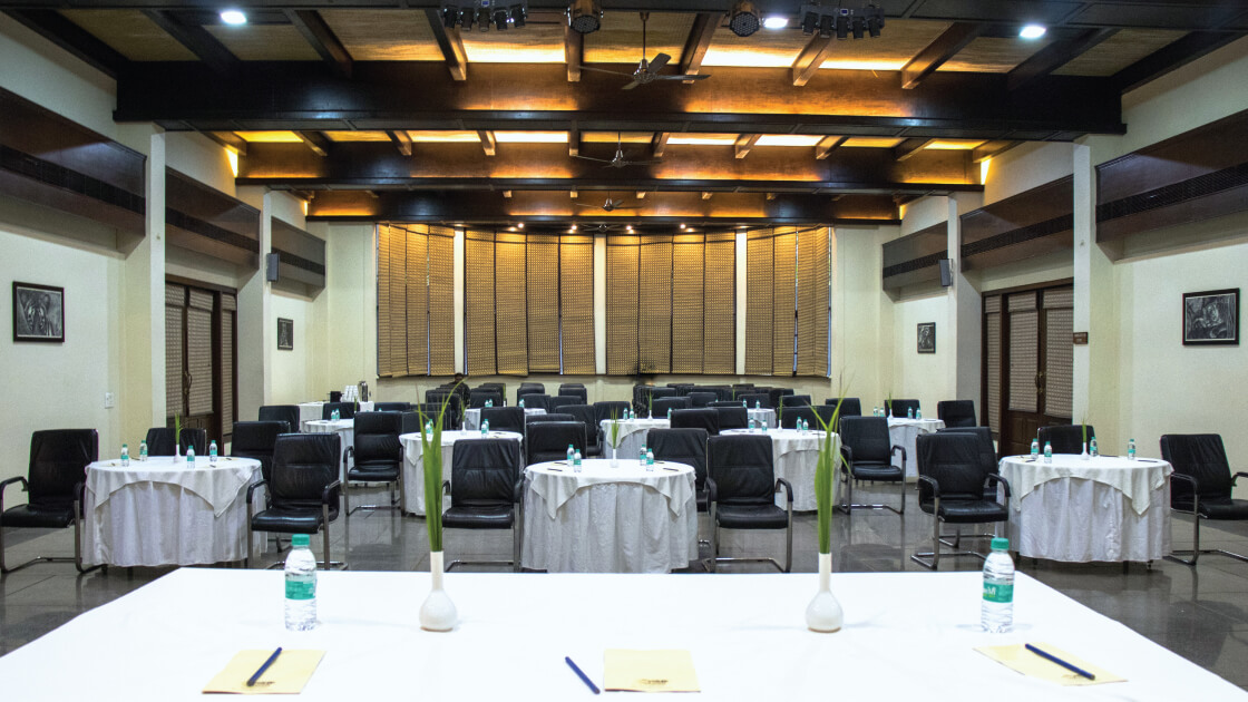 corporate meeting and events at corbett