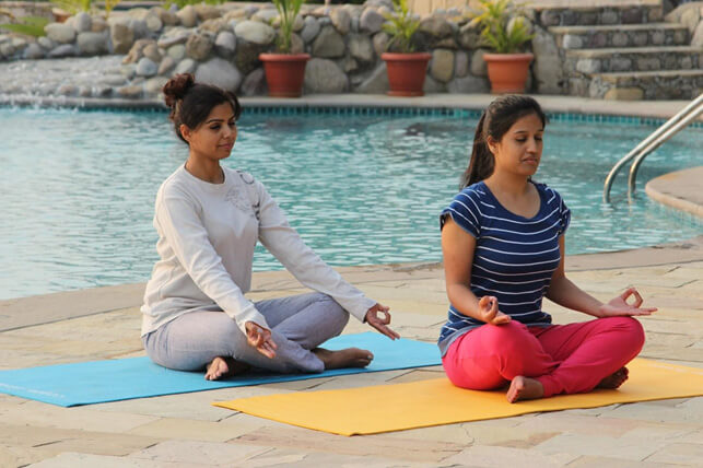 Yoga helps to improve your immune system