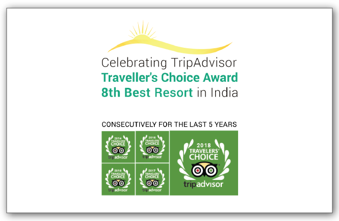 8th best resort in india tripadvisor traveller choice