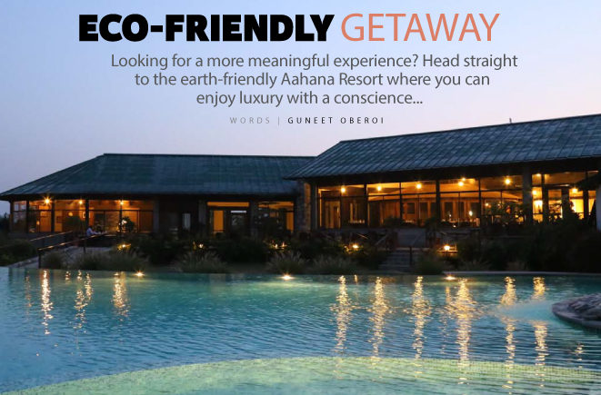 eco friendly getaway