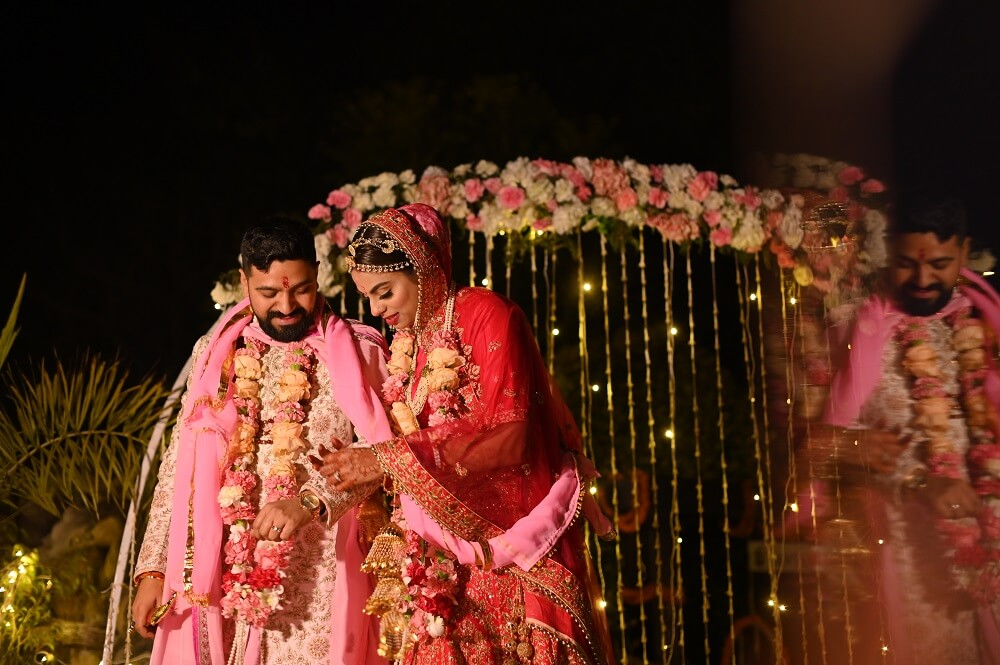 luxury weddings in corbett