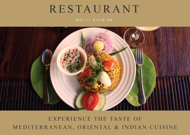 multi cuisine restaurant jim corbett national park