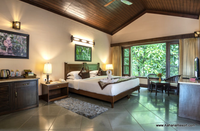 private gateaway in jim corbett villa